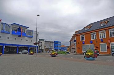 Norway: Blue in Sortland
