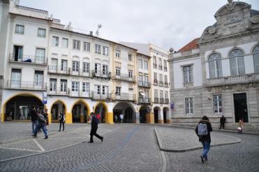 Liberalitas Julia, Evora