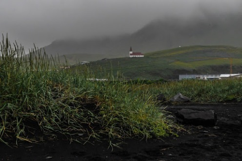 Day 9: Hveragerdi - Vik: The Black Beach