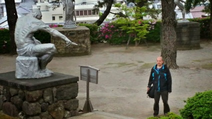 Japan - Day 6: Shimabara, Unzen Onsen and the Buried Houses