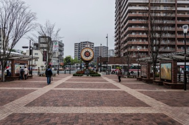 Land of the Rising Sun - Day 1: Fukuoka, Kurume & Dazaifu
