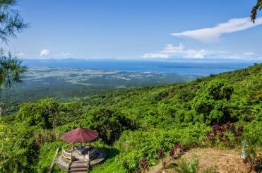 Philippines Day 17: Albay - Santo Domingo, Busay Falls, Tabaco Church, Mayon Skyline