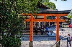 Japan Day 13: Fushimi Inari Shrine, Mampukuji Temple, Byodoin and Uji