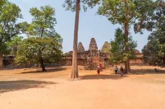 Day 4 - The Heat Is On In Siem Reap