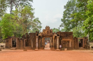 Day 3 - Siem Reap: Getting Lost Into the Maze