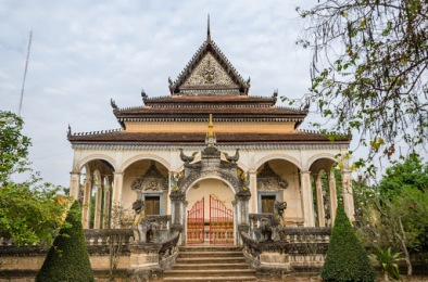 Day 1 - Siem Reap: Off To Cambodia