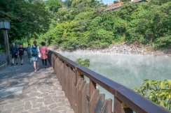 Day 20: Beitou Geothermal Valley and Tamsui