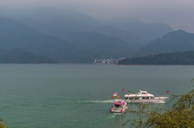 Day 12: Sun Moon Lake, Home of the Thao