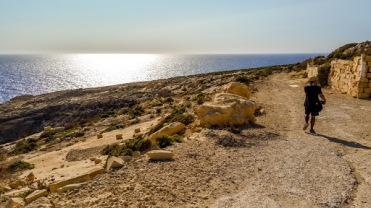 Malta - Day 12: The Azure Window and the Saltpans Walk
