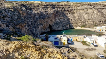 Malta - Day 12: The Azure Window and the Saltpans Walk
