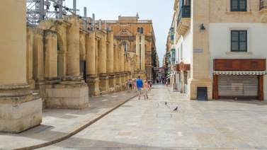 Malta - Day 16: Exploring the Three Cities