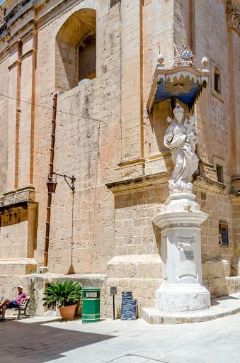 Malta - Day 6: Naxxar, Mdina, Dingli Cliffs