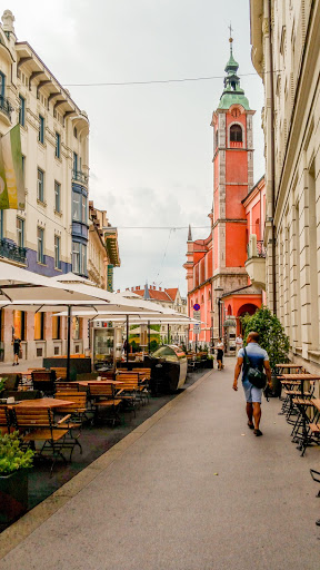 Slovenia - Day 13: Ljubljana, Slovenia´s Green Capital