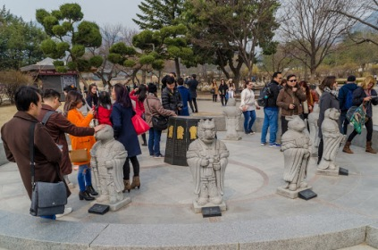 South Korea: Day 3 - Gyeongbokgung Palace, Bukchon Hanok Village and Jongmyo Shrine