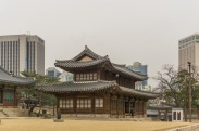 South Korea: Day 2 - Visiting Modern and Old Seoul