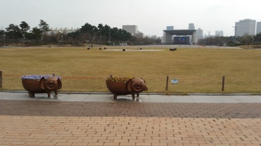 South Korea: Day 13 - The Museums of Daejeon